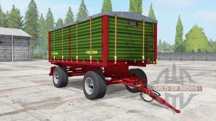 Fortuna K 180 para Farming Simulator 2017