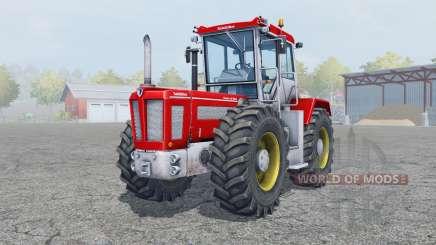 Schluter Super-Trac 2500 VL new paint para Farming Simulator 2013
