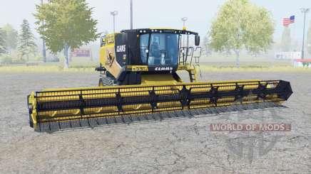 Claas Lexion 770 TerraTrac ronchi para Farming Simulator 2013