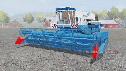 Fortschritt E 516 spanish sky blue para Farming Simulator 2013