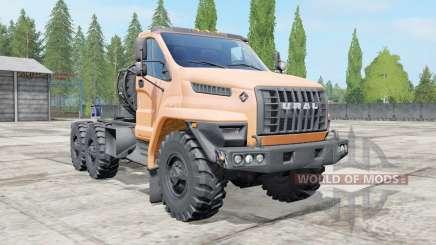 Ural Siguiente (44202-5311-74) para Farming Simulator 2017