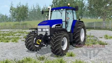 New Holland TM 190 change wheels para Farming Simulator 2015