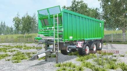 Kroger Agroliner TAW 30 accept manure para Farming Simulator 2015