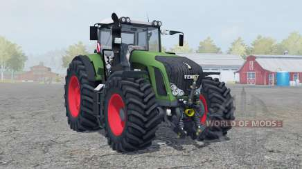 Fendt 924 Vario twin wheels para Farming Simulator 2013