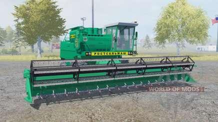 No-1500B con los accesorios para Farming Simulator 2013