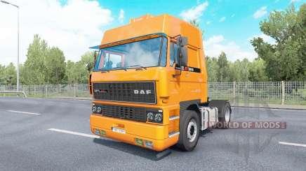 DAF 2800 Space Cab v1.2 para Euro Truck Simulator 2