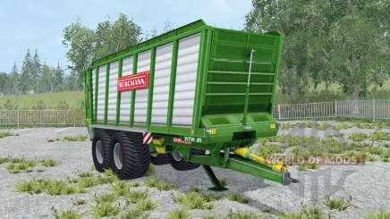 Bergmann HTW 45 north texas green para Farming Simulator 2015