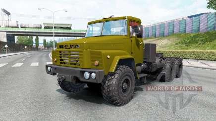 KrAZ-260V para Euro Truck Simulator 2