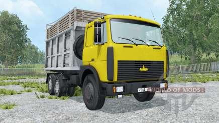 MAZ-5516 elección de color para Farming Simulator 2015