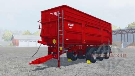 Krampe Big Body 900 animated hydraulic hose para Farming Simulator 2013