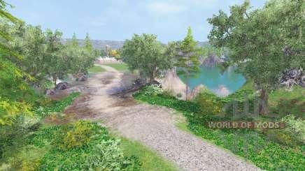 Fazenda Pandora para Farming Simulator 2015