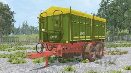 Kroger Agroliner TKD 302 accept fertilizer para Farming Simulator 2015