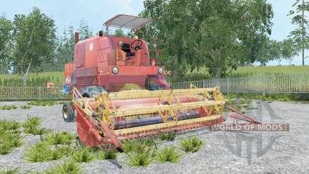 Bizon Super Z056 para Farming Simulator 2015