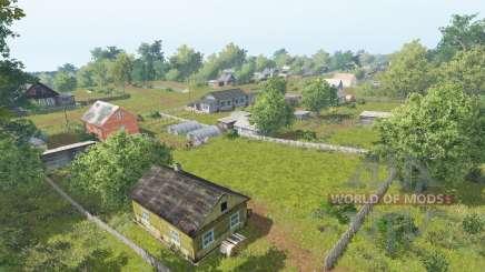 El Centro De Rusia para Farming Simulator 2017