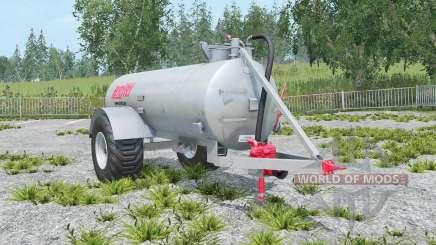 Briri 10600l para Farming Simulator 2015