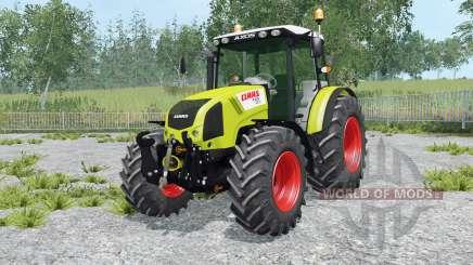 Claas Axos 330 rio grande para Farming Simulator 2015