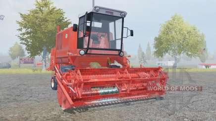 Bizon Super Z056 para Farming Simulator 2013