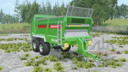 Bergmann TSW 4190 S compost para Farming Simulator 2015