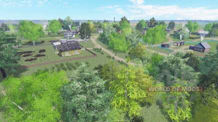 Baldachino v3.3.2 para Farming Simulator 2015
