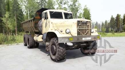 KrAZ-256Б1 para MudRunner