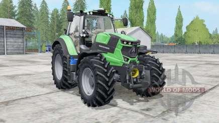 Deutz-Fahr 6 TTV Agrotron para Farming Simulator 2017