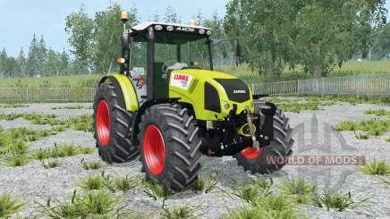Claas Axos 330 FL console para Farming Simulator 2015