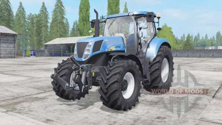 New Holland T7000-series 2009 para Farming Simulator 2017