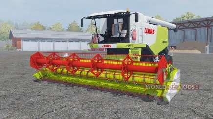 Claas Lexion 670 TerraTrac celery para Farming Simulator 2013