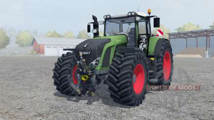 Fendt 924 Vario reverse gear para Farming Simulator 2013