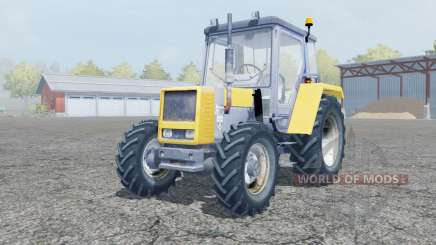 Renault 61.14 front loader para Farming Simulator 2013