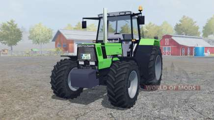 Deutz-Fahr AgroStar 6.31 added wheels para Farming Simulator 2013