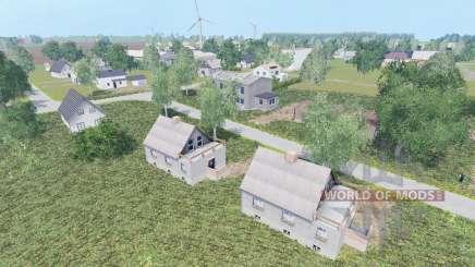Kluiser Land para Farming Simulator 2015