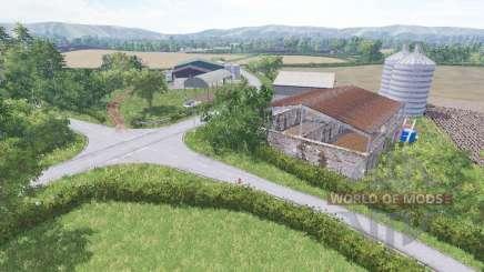 Ryden Estates v1.1 para Farming Simulator 2015