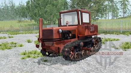 DT-75 piezas móviles para Farming Simulator 2015