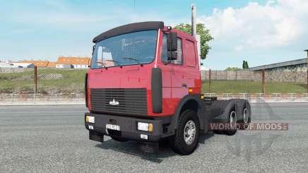 MAZ-64226 v6.0 para Euro Truck Simulator 2