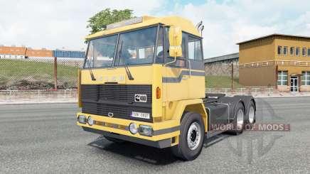 Sisu M-series para Euro Truck Simulator 2