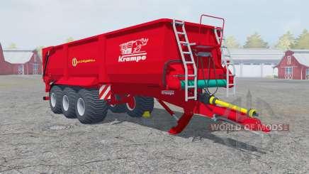 Krampe Bandit 980 fertilizer para Farming Simulator 2013