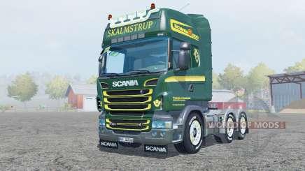 Scania R500 Topline para Farming Simulator 2013
