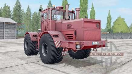 Kirovets K-700A articulación ajustable para Farming Simulator 2017