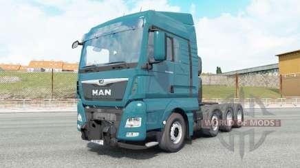 MAN TGX XLX 8x4 para Euro Truck Simulator 2