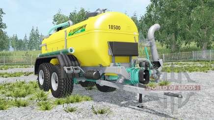 Zunhammer SKE 18500 PU para Farming Simulator 2015