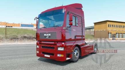 MAN TGA 18.440 XLX-Fahrerhaus para Euro Truck Simulator 2