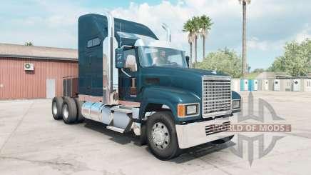 Mack Pinnacle CHU613 para American Truck Simulator