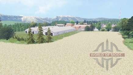 Wyzyny Polskie para Farming Simulator 2015