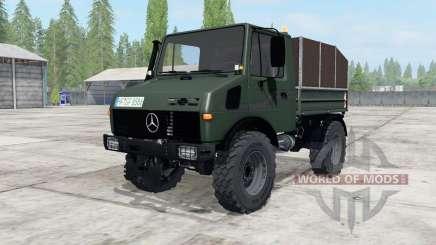 Mercedes-Benz Unimog U1600 (Br.427) para Farming Simulator 2017