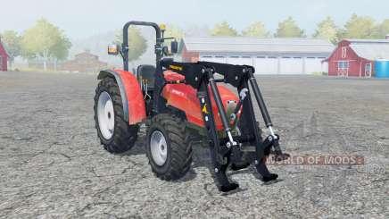 Mismo Argon3 75 cargador frontal para Farming Simulator 2013