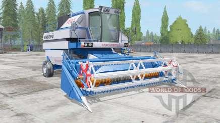 Yenisei-950 para Farming Simulator 2017