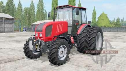 MTZ-Belarús 1822.3 de la consola de la camioneta para Farming Simulator 2017