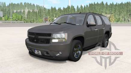 Chevrolet Tahoe (GMT900) 2008 para BeamNG Drive
