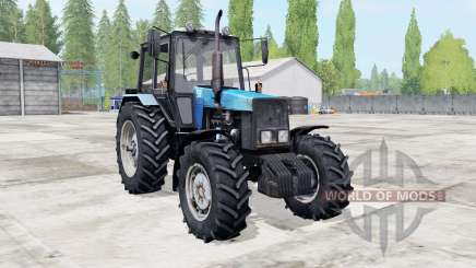 MTZ-1221 Belarús elementos animados para Farming Simulator 2017